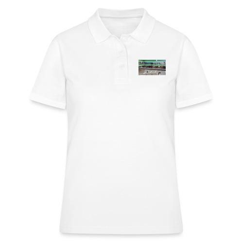 imagen de centro comercial - Camiseta polo mujer