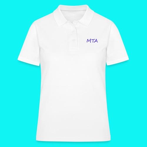 #MTA t-shirts - Poloshirt dame