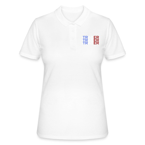 TRADER X3 - Women's Polo Shirt