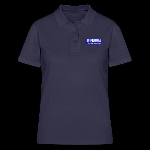 BurnerFM Hier Sürst du den Sound - Frauen Polo Shirt
