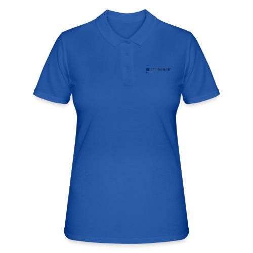 This is my Vlogging Shirt - Women's Polo Shirt
