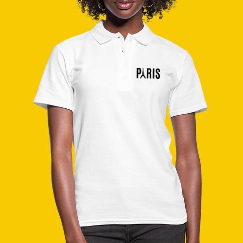 PARIS - Polo Femme