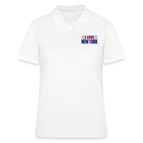 love new york - Women's Polo Shirt
