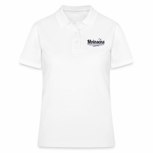 MOINSENS - Frauen Polo Shirt