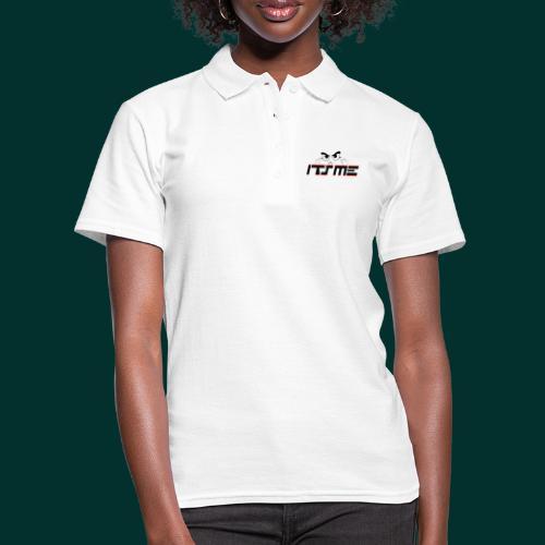 Faccia arrabbiata - Women's Polo Shirt