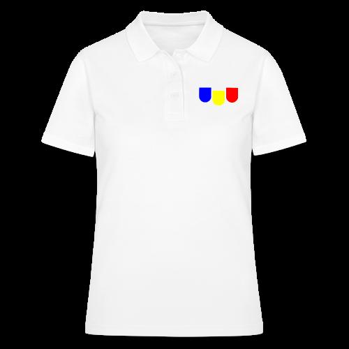 maler logo - Frauen Polo Shirt