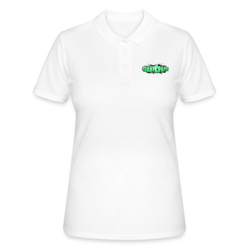 Hættetrøje - GiantCraft - Women's Polo Shirt