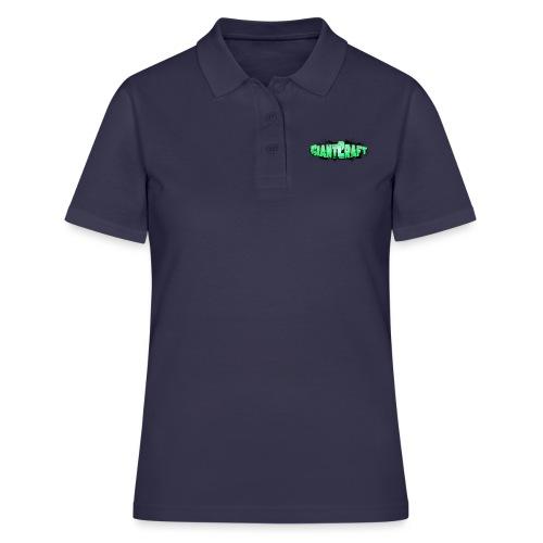 Hættetrøje - GiantCraft - Women's Polo Shirt