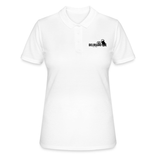 DELIRIAMO CLOTHING (GdM01) - Women's Polo Shirt