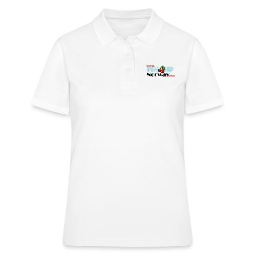 www.pinupnorway.com - Women's Polo Shirt