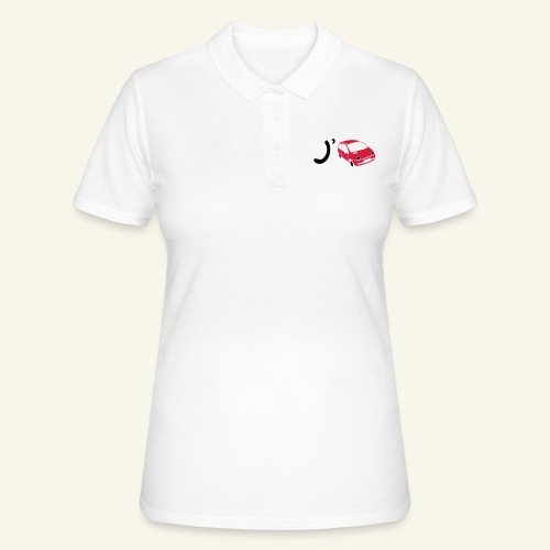 j'aime ma twingo - Women's Polo Shirt
