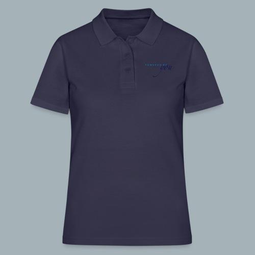 Powered By You Basketbal Shirt - Women's Polo Shirt