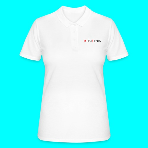 KLALISTENIA - Women's Polo Shirt