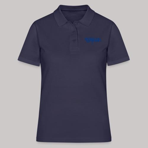 S Killz blau - Frauen Polo Shirt