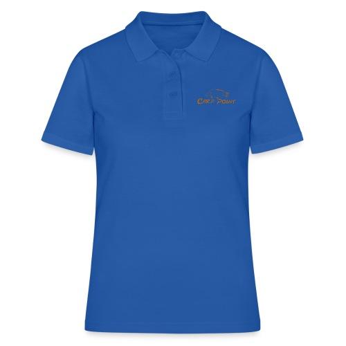 Carp Point orange mid - Frauen Polo Shirt