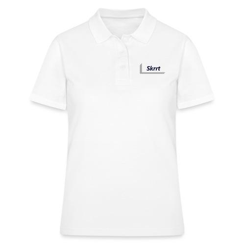 Skrrt - Frauen Polo Shirt