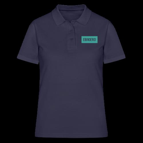T-shirt Eibroers Naam - Women's Polo Shirt