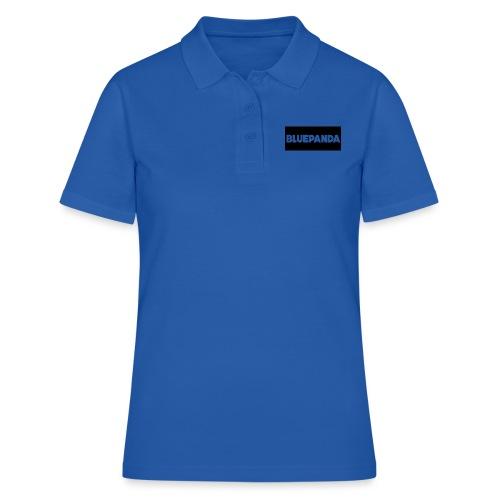 BLUE PANDA - Women's Polo Shirt