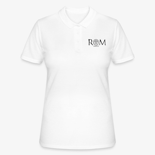 Rom Leopold - Frauen Polo Shirt