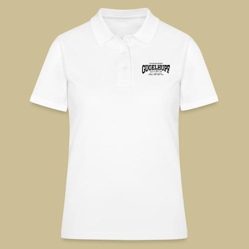 Gugelhupf (black) - Frauen Polo Shirt