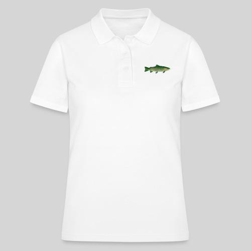 Mystical Trout - Women's Polo Shirt