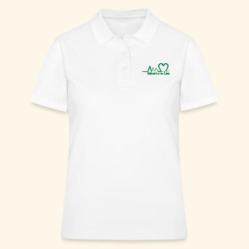 logo verde Associazione Valnerina On line - Women's Polo Shirt