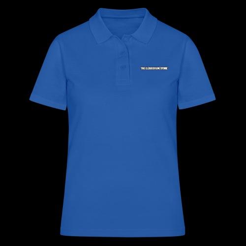 THE CLOUDDRUM STORE - Women's Polo Shirt