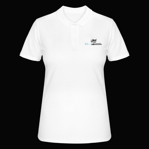 White Crane Kiteboarding - Women's Polo Shirt