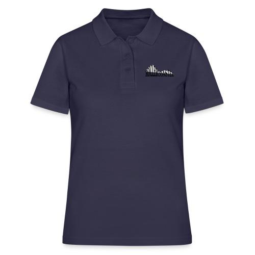 envelope_coaster - Women's Polo Shirt
