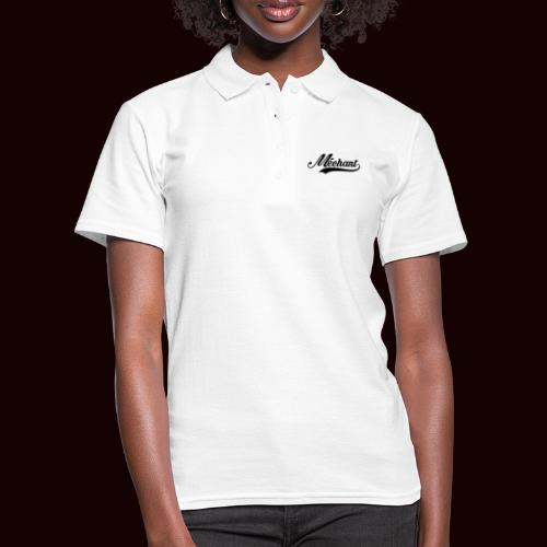 mechant_logo - Women's Polo Shirt