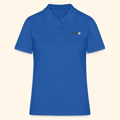 Akan Black - Women's Polo Shirt