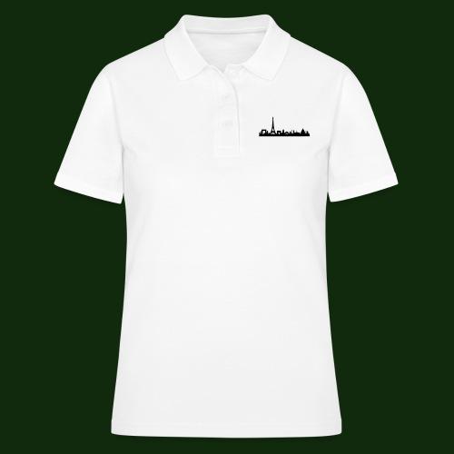 Paris Skyline - Frauen Polo Shirt