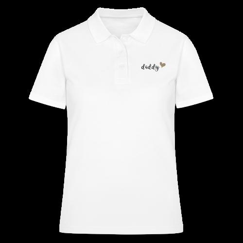 daddy Familyshirt - Frauen Polo Shirt