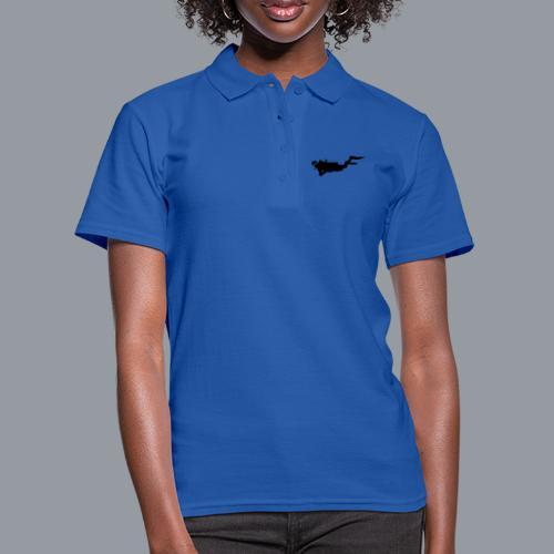 Taucher - Frauen Polo Shirt
