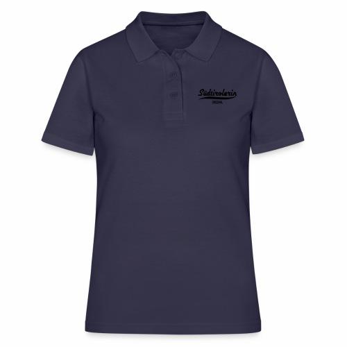 Südtirol - Frauen Polo Shirt