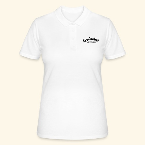 Erwischt! - Frauen Polo Shirt