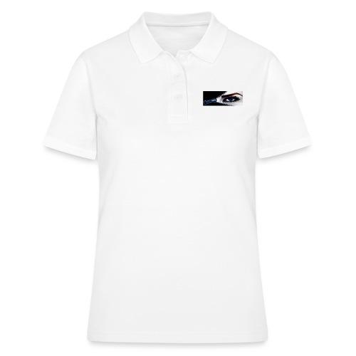 Almohada mirada mujer y cremallera - Women's Polo Shirt