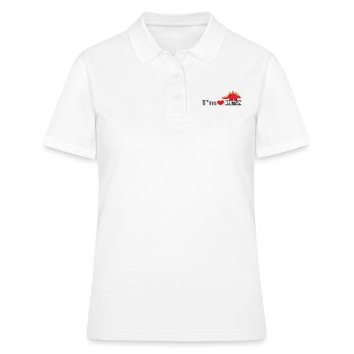 bretun negro - Camiseta polo mujer