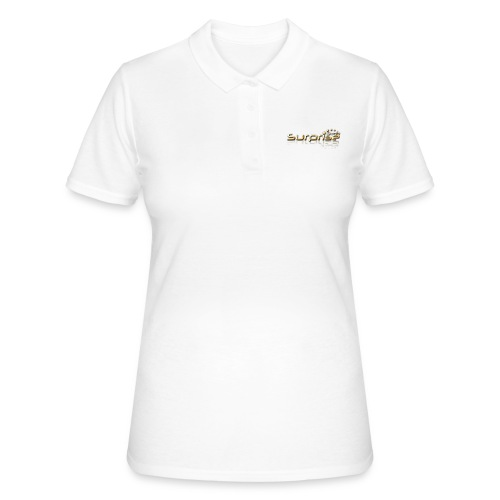 Surprise Band Logo Gold - Frauen Polo Shirt