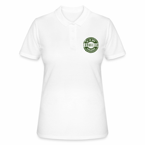 FP13 TR-02 ON THE WAY SOMEWHERE-TRAVELLER PRODUCTS - Women's Polo Shirt