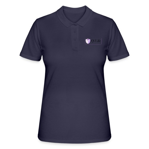 Qi Life Academy Promo Gear - Women's Polo Shirt