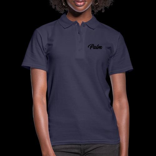 Palm Exclusive black - Women's Polo Shirt