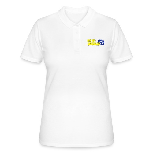 chris logob - Women's Polo Shirt