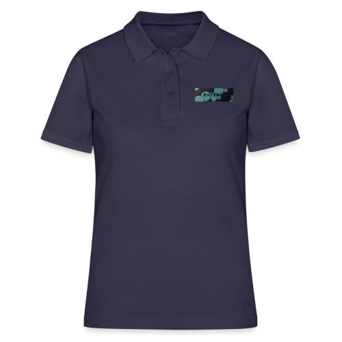 Extinct box logo - Women's Polo Shirt