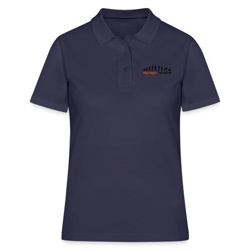 madonnaro evolution original - Women's Polo Shirt