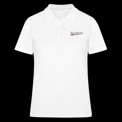 "Shovelheadschriftzug 80 im ""Baseballdesign"" - Frauen Polo Shirt"