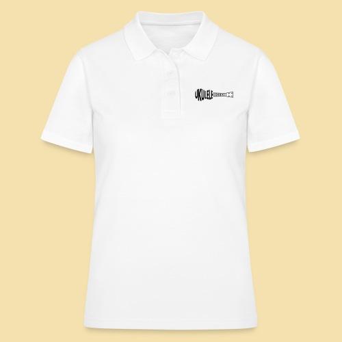Ukulele Ukulele - Frauen Polo Shirt