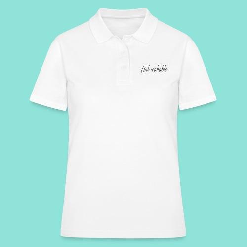 Unbreakable - Women's Polo Shirt