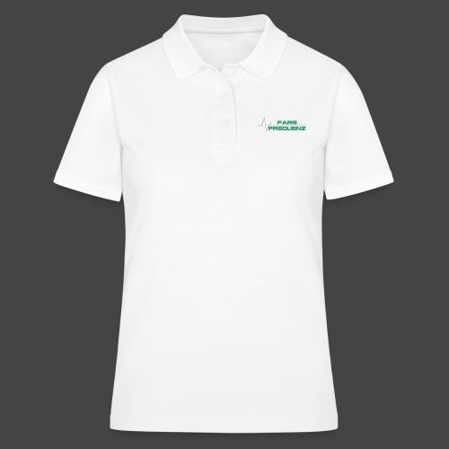 FarbFrequenz - Logo - Frauen Polo Shirt