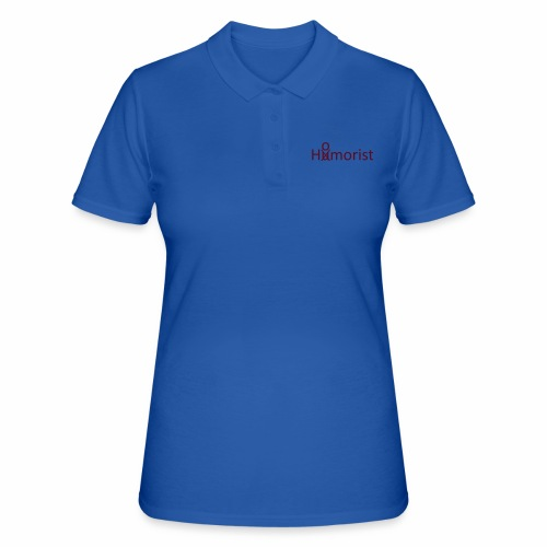 HuOmorist - Frauen Polo Shirt